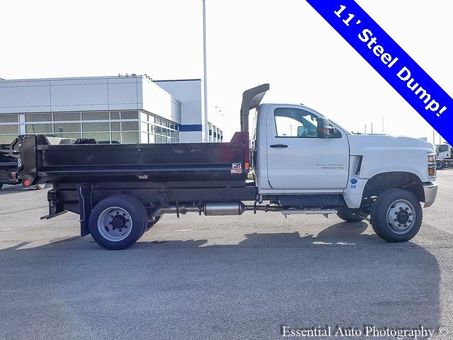 2020 Chevrolet Silverado 5500 Regular Cab DRW 4x4, Monroe Dump Body #49660 - photo 1