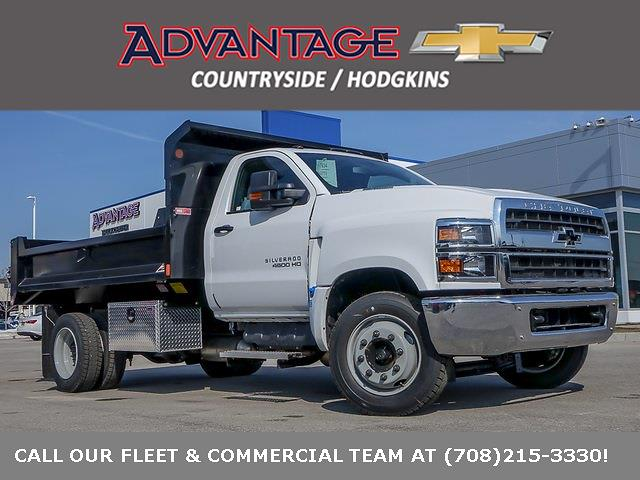 2020 Chevrolet Silverado 4500 Regular Cab DRW 4x2, Monroe Dump Body #49691 - photo 1