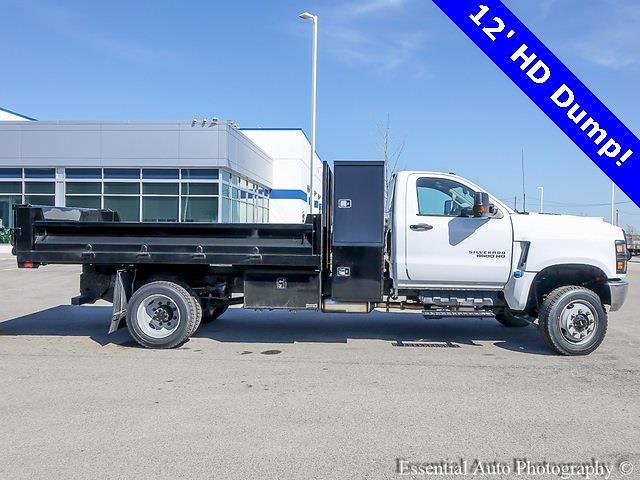 2020 Chevrolet Silverado 5500 Regular Cab DRW 4x4, Knapheide Dump Body #49709 - photo 1