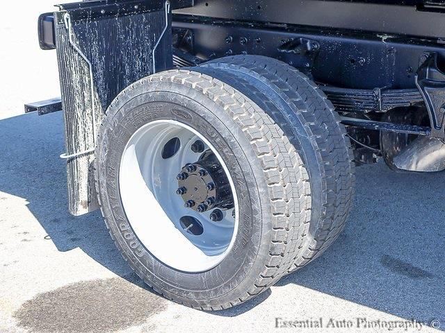 2020 Silverado 5500 Regular Cab DRW 4x4,  Monroe Truck Equipment MTE-Zee Dump Body #49765 - photo 10