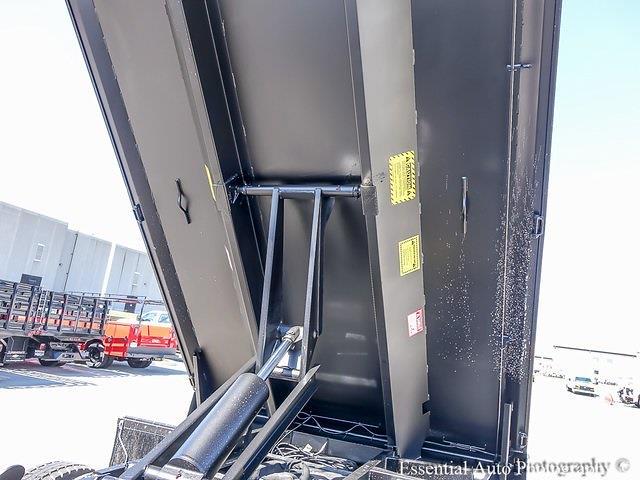 2020 Silverado 5500 Regular Cab DRW 4x4,  Monroe Truck Equipment MTE-Zee Dump Body #49765 - photo 14
