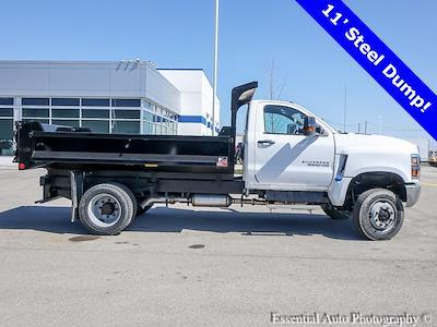 2020 Silverado 5500 Regular Cab DRW 4x4,  Monroe Truck Equipment MTE-Zee Dump Body #49765 - photo 2