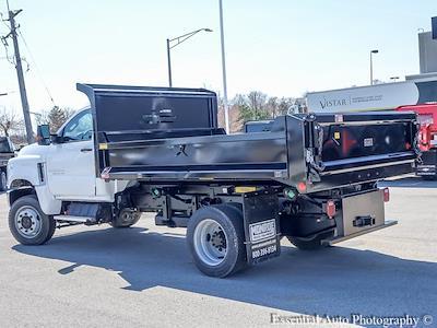 2020 Silverado 5500 Regular Cab DRW 4x4,  Monroe Truck Equipment MTE-Zee Dump Body #49765 - photo 5