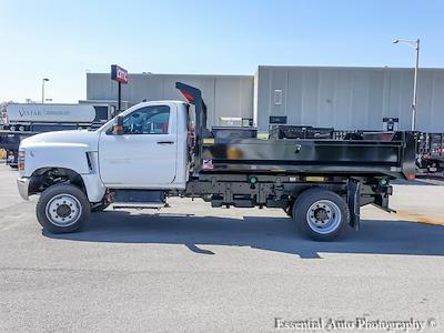 2020 Silverado 5500 Regular Cab DRW 4x4,  Monroe Truck Equipment MTE-Zee Dump Body #49765 - photo 6