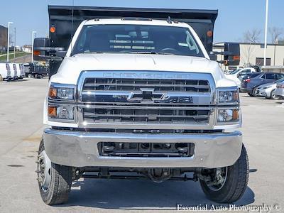 2020 Silverado 5500 Regular Cab DRW 4x4,  Monroe Truck Equipment MTE-Zee Dump Body #49765 - photo 8