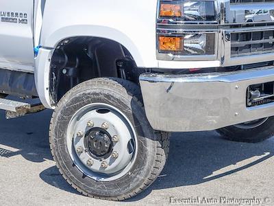 2020 Silverado 5500 Regular Cab DRW 4x4,  Monroe Truck Equipment MTE-Zee Dump Body #49765 - photo 9