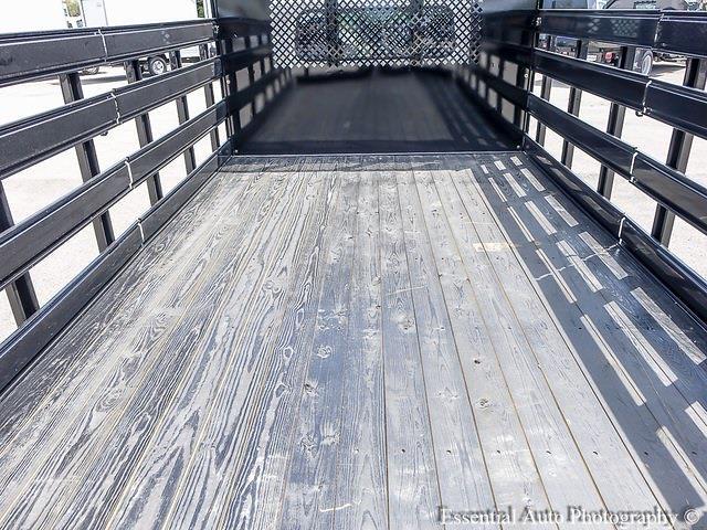 2020 LCF 4500 Crew Cab DRW 4x2,  Monroe Truck Equipment Versa-Line Stake Body Stake Bed #49790 - photo 10