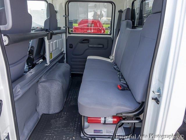 2020 LCF 4500 Crew Cab DRW 4x2,  Monroe Truck Equipment Versa-Line Stake Body Stake Bed #49790 - photo 12