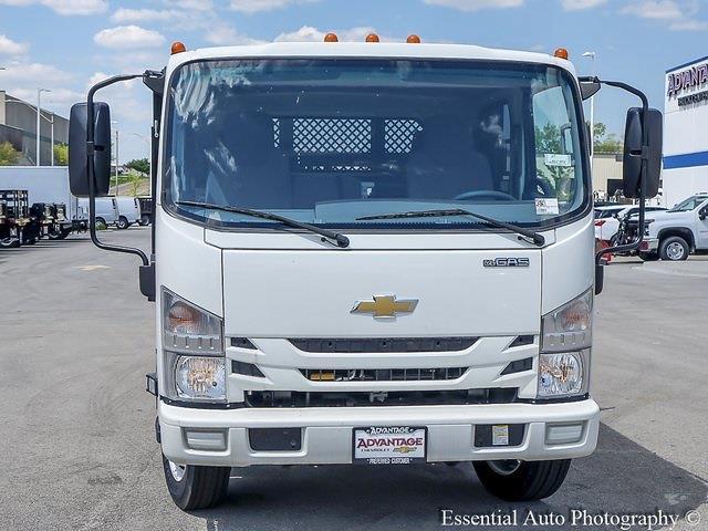 2020 LCF 4500 Crew Cab DRW 4x2,  Monroe Truck Equipment Versa-Line Stake Body Stake Bed #49790 - photo 7