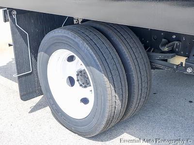 2020 LCF 4500 Crew Cab DRW 4x2,  Monroe Truck Equipment Versa-Line Stake Body Stake Bed #49790 - photo 9