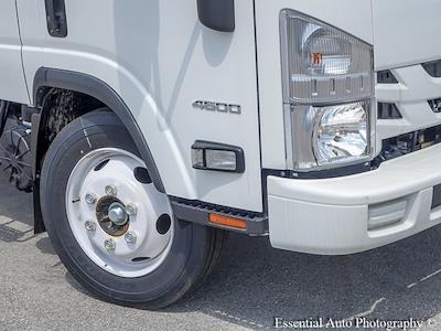 2020 LCF 4500 Crew Cab DRW 4x2,  Monroe Truck Equipment Versa-Line Stake Body Stake Bed #49790 - photo 8