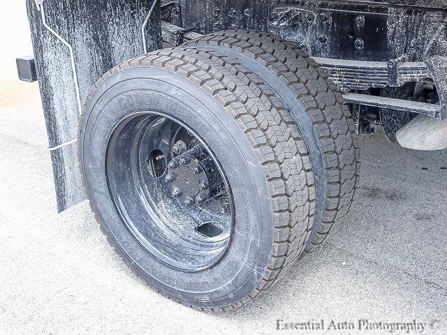 2021 Silverado 5500 Regular Cab DRW 4x4,  Knapheide Drop Side Dump Body #49875 - photo 10