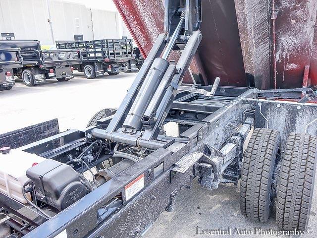 2021 Silverado 5500 Regular Cab DRW 4x4,  Knapheide Drop Side Dump Body #49875 - photo 13