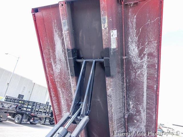 2021 Silverado 5500 Regular Cab DRW 4x4,  Knapheide Drop Side Dump Body #49875 - photo 14