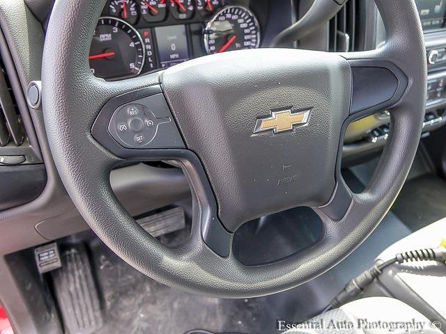 2021 Silverado 5500 Regular Cab DRW 4x4,  Knapheide Drop Side Dump Body #49875 - photo 16