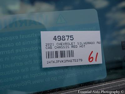 2021 Silverado 5500 Regular Cab DRW 4x4,  Knapheide Drop Side Dump Body #49875 - photo 27