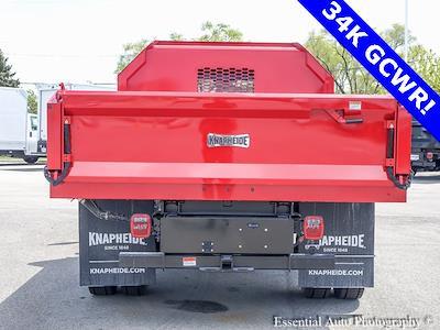 2021 Silverado 5500 Regular Cab DRW 4x4,  Knapheide Drop Side Dump Body #49875 - photo 4