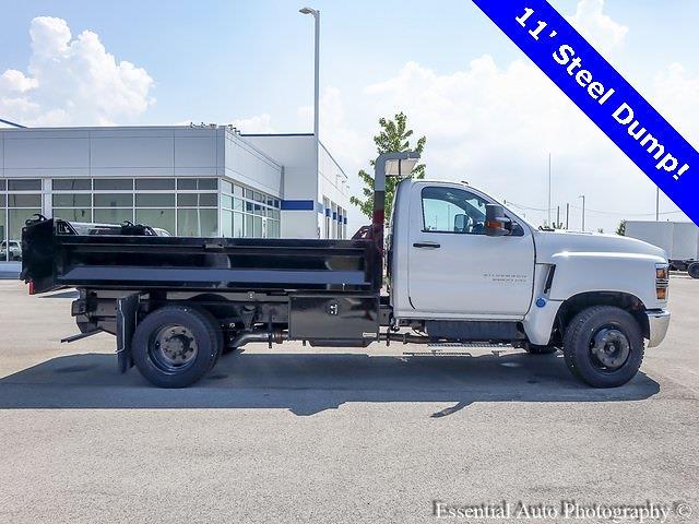 2021 Chevrolet Silverado 5500 Regular Cab DRW 4x2, Knapheide Dump Body #49922 - photo 1