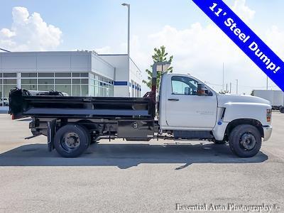 2021 Silverado 5500 Regular Cab DRW 4x2,  Knapheide Drop Side Dump Body #49922 - photo 2