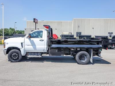 2021 Silverado 5500 Regular Cab DRW 4x2,  Knapheide Drop Side Dump Body #49922 - photo 6