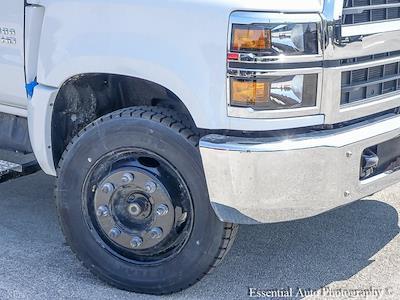 2021 Silverado 5500 Regular Cab DRW 4x2,  Knapheide Drop Side Dump Body #49922 - photo 9
