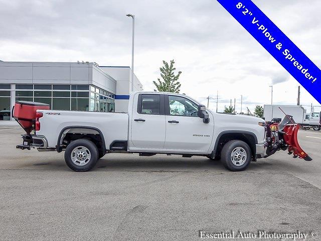 2021 Chevrolet Silverado 2500 Double Cab 4x4, BOSS Pickup #49953 - photo 1