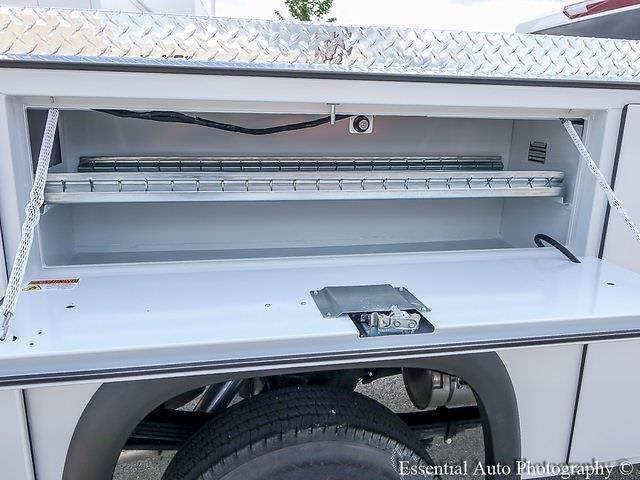 2021 Chevrolet Silverado 2500 Double Cab 4x2, Monroe MSS II Deluxe Service Body #49983 - photo 11