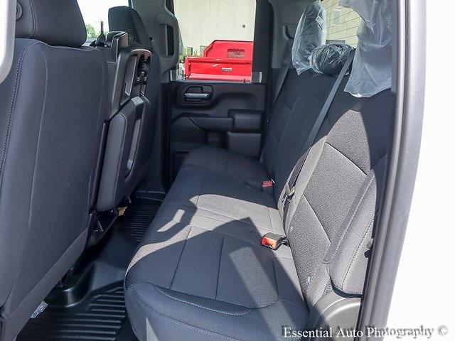 2021 Chevrolet Silverado 2500 Double Cab 4x2, Monroe MSS II Deluxe Service Body #49983 - photo 18
