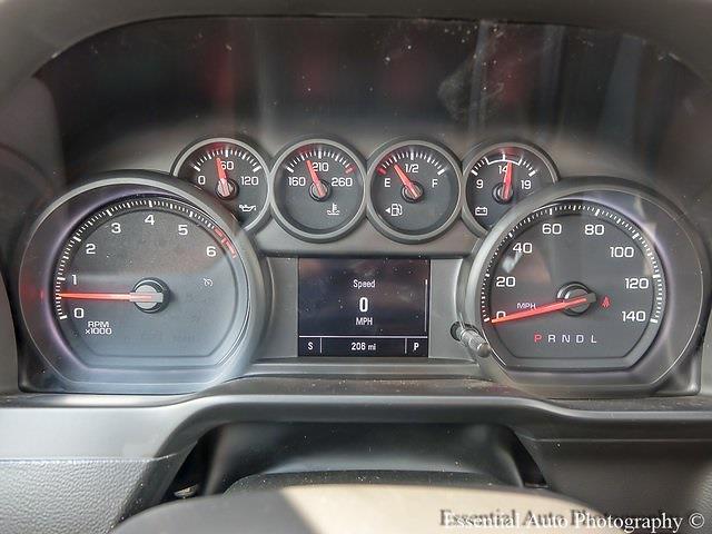 2021 Chevrolet Silverado 2500 Double Cab 4x2, Monroe MSS II Deluxe Service Body #49983 - photo 21