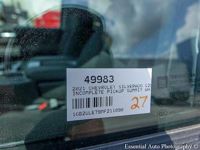 2021 Chevrolet Silverado 2500 Double Cab 4x2, Monroe MSS II Deluxe Service Body #49983 - photo 28