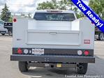 2021 Chevrolet Silverado 2500 Double Cab 4x2, Monroe MSS II Deluxe Service Body #49983 - photo 4