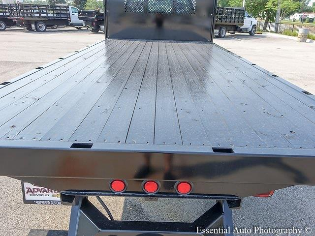 2021 Silverado 5500 Regular Cab DRW 4x2,  Monroe Truck Equipment Versa-Line Platform Body #51071 - photo 10