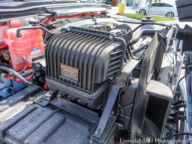 2021 Silverado 5500 Regular Cab DRW 4x2,  Monroe Truck Equipment Versa-Line Platform Body #51071 - photo 19