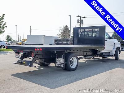 2021 Silverado 5500 Regular Cab DRW 4x2,  Monroe Truck Equipment Versa-Line Platform Body #51071 - photo 3