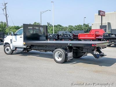 2021 Silverado 5500 Regular Cab DRW 4x2,  Monroe Truck Equipment Versa-Line Platform Body #51071 - photo 5