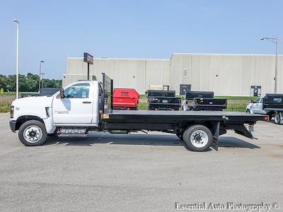 2021 Silverado 5500 Regular Cab DRW 4x2,  Monroe Truck Equipment Versa-Line Platform Body #51071 - photo 6