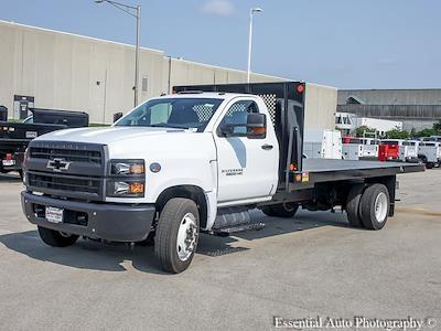 2021 Silverado 5500 Regular Cab DRW 4x2,  Monroe Truck Equipment Versa-Line Platform Body #51071 - photo 7