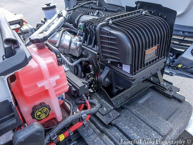 2021 Silverado 4500 Regular Cab DRW 4x2,  Monroe Truck Equipment Work-A-Hauler II Stake Bed #51126 - photo 17