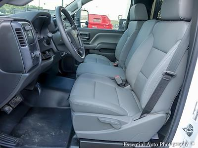 2021 Silverado 4500 Regular Cab DRW 4x2,  Monroe Truck Equipment Work-A-Hauler II Stake Bed #51126 - photo 11
