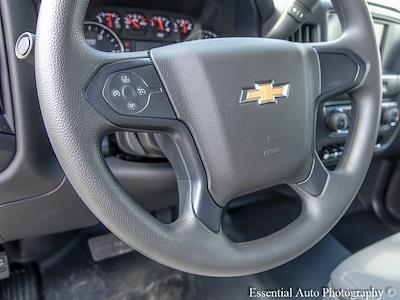 2021 Silverado 5500 Regular Cab DRW 4x2,  Monroe Truck Equipment Work-A-Hauler II Stake Bed #51127 - photo 11