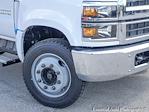 2021 Silverado 5500 Regular Cab DRW 4x2,  Monroe Truck Equipment Work-A-Hauler II Stake Bed #51127 - photo 8