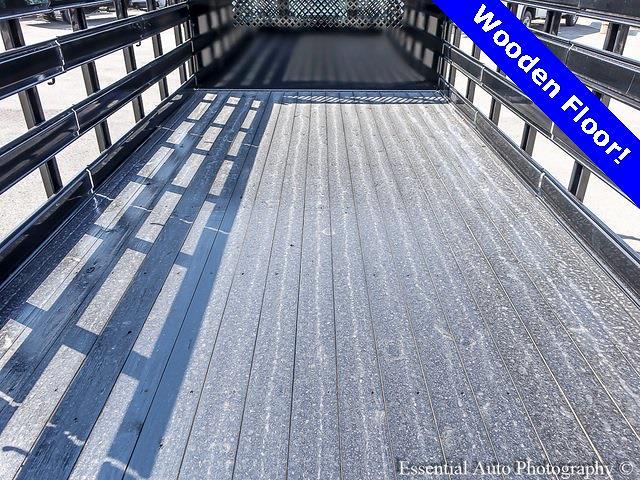 2021 Silverado 5500 Regular Cab DRW 4x2,  Monroe Truck Equipment Versa-Line Stake Body Stake Bed #51128 - photo 10