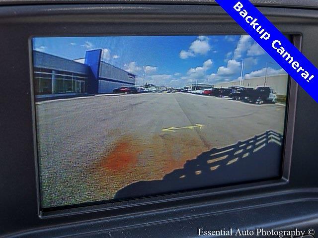 2021 Silverado 5500 Regular Cab DRW 4x2,  Monroe Truck Equipment Versa-Line Stake Body Stake Bed #51128 - photo 15