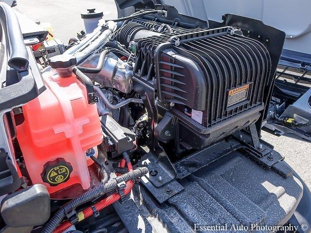 2021 Silverado 5500 Regular Cab DRW 4x2,  Monroe Truck Equipment Versa-Line Stake Body Stake Bed #51128 - photo 18