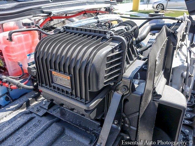2021 Silverado 5500 Regular Cab DRW 4x2,  Monroe Truck Equipment Versa-Line Stake Body Stake Bed #51128 - photo 19