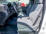 2021 Silverado 5500 Regular Cab DRW 4x2,  Monroe Truck Equipment Versa-Line Stake Body Stake Bed #51128 - photo 11