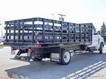 2021 Silverado 5500 Regular Cab DRW 4x2,  Monroe Truck Equipment Versa-Line Stake Body Stake Bed #51128 - photo 2