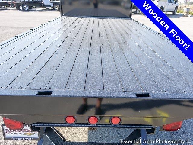 2021 Silverado 4500 Regular Cab DRW 4x2,  Monroe Truck Equipment Versa-Line Platform Body #51132 - photo 10
