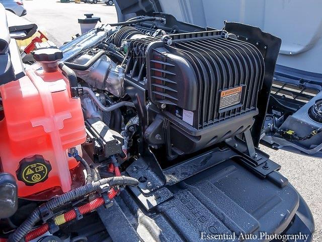 2021 Silverado 4500 Regular Cab DRW 4x2,  Monroe Truck Equipment Versa-Line Platform Body #51132 - photo 18