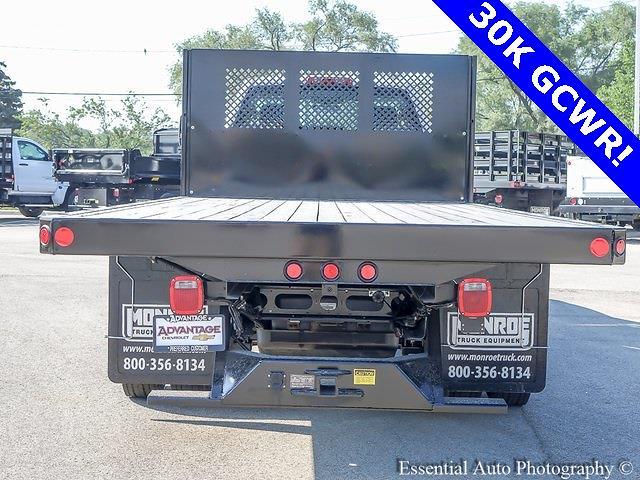 2021 Silverado 4500 Regular Cab DRW 4x2,  Monroe Truck Equipment Versa-Line Platform Body #51132 - photo 4